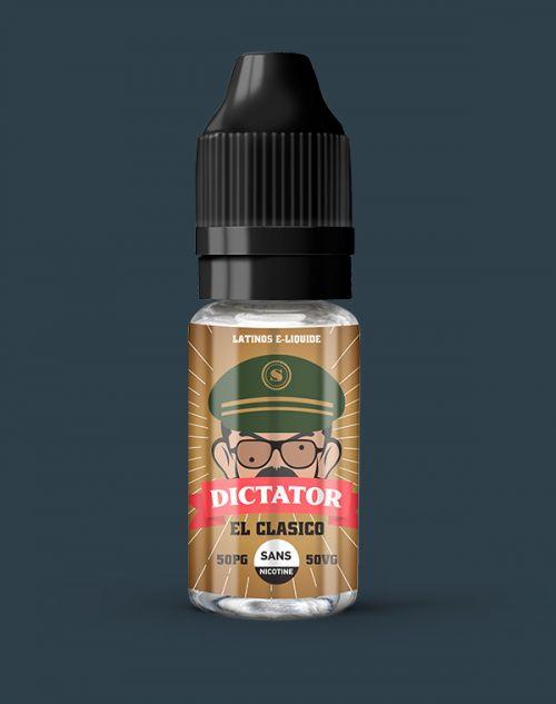 Оптовая компания Жидкость El Clasico Dictator