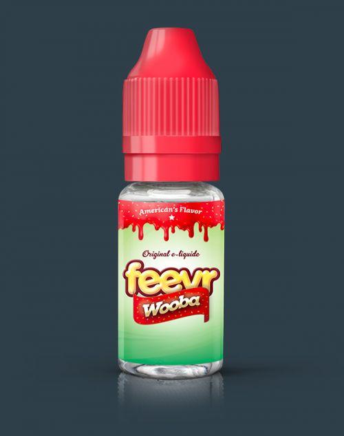 Wholesale eliquid Wooba feevr
