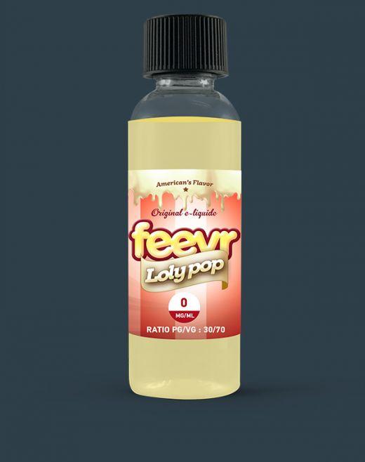 Grossiste e-liquide Loly pop 50 ml