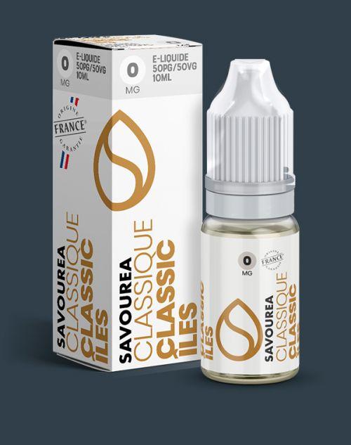 Grossiste e-liquide Classic Iles Savourea