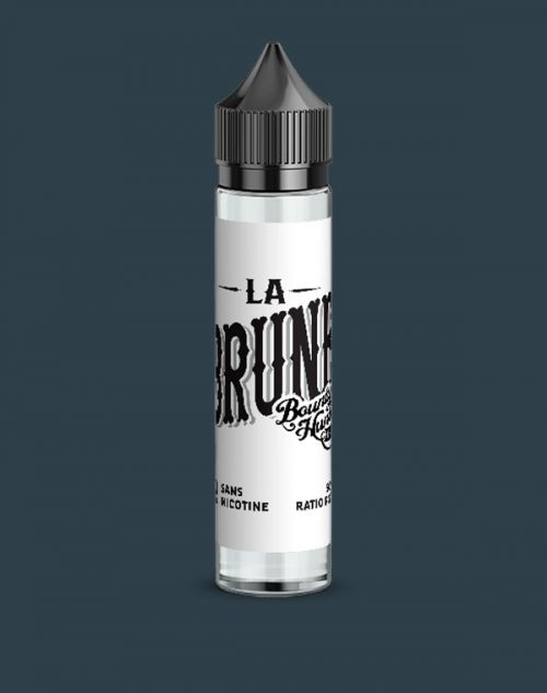 Grossiste e-liquide La Brune 50ml