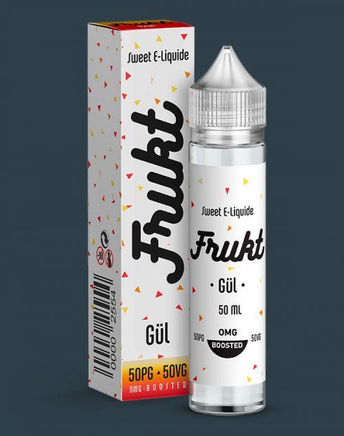 Grossiste e-liquide Gül 50 ml