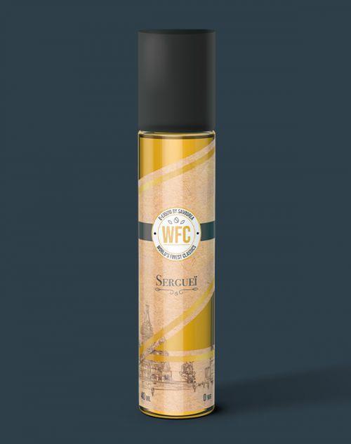 Grossiste e-liquide Sergueï 40 ml