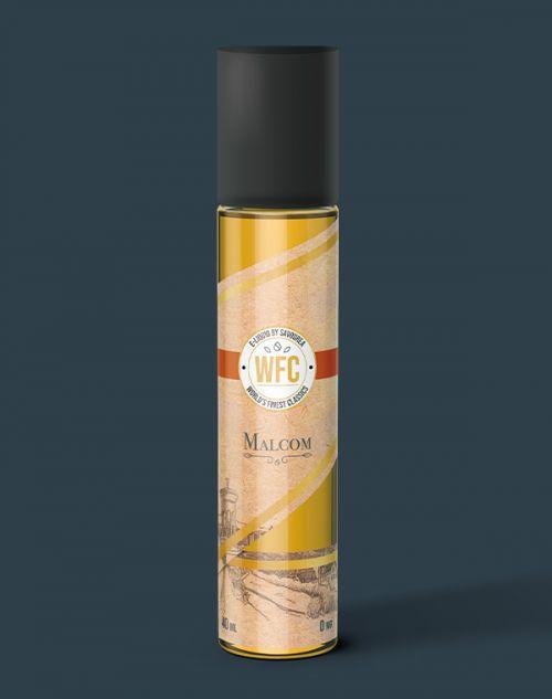 Grossiste e-liquide Malcom 40 ml