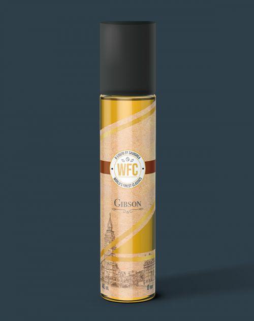 Grossiste e-liquide Gibson 40 ml