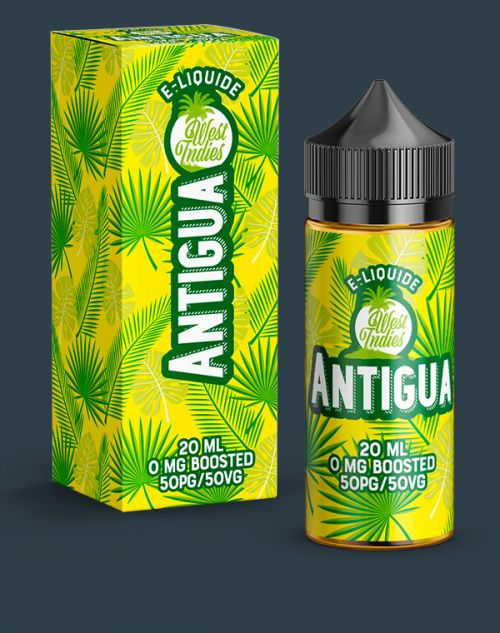 Grossiste e-liquide Antigua 20 ml