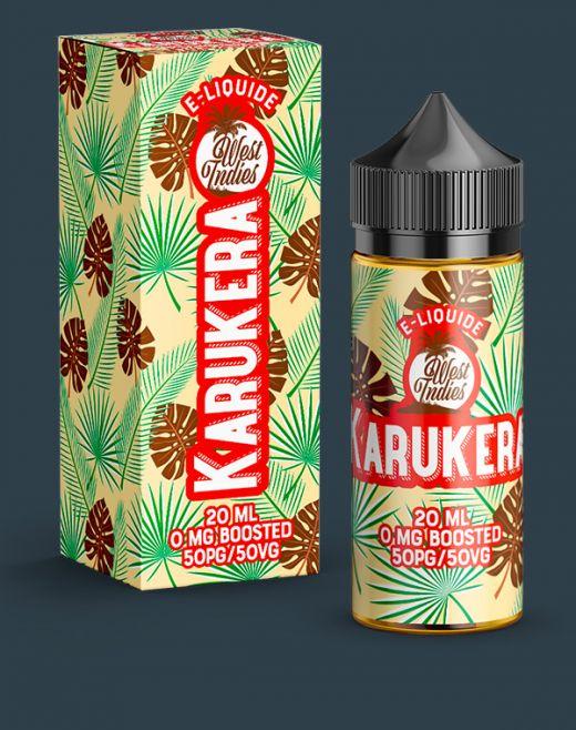 Wholesale eliquid Karukera 20 ml
