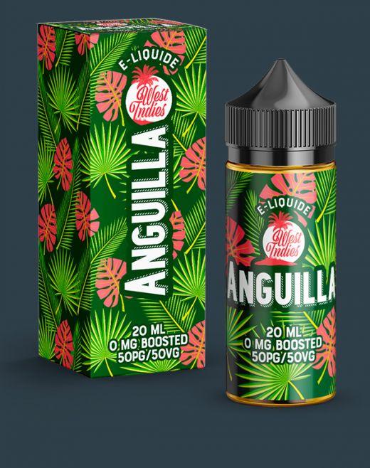 Wholesale eliquid Anguilla 20 ml