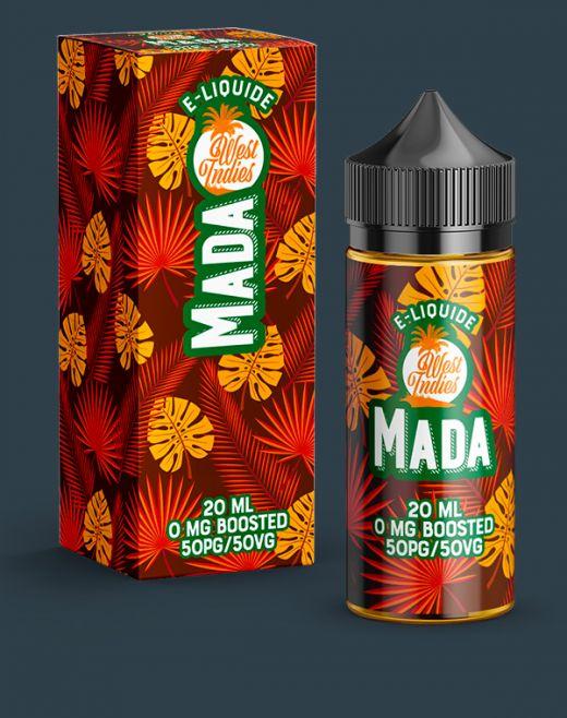 Wholesale eliquid Mada 20 ml