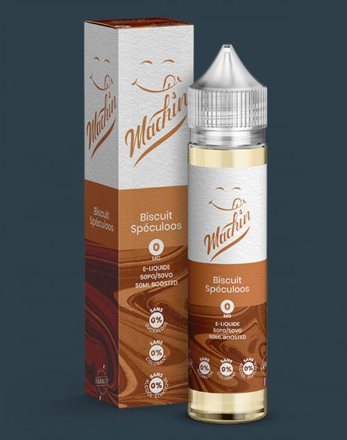 Grossiste e-liquide Biscuit Speculoos 50 ml
