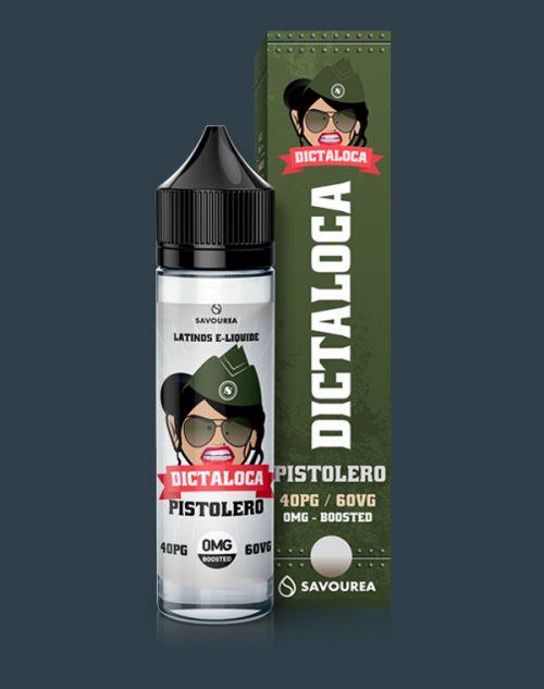 Оптовая компания Жидкость Pistolero 50 ml Dictaloca