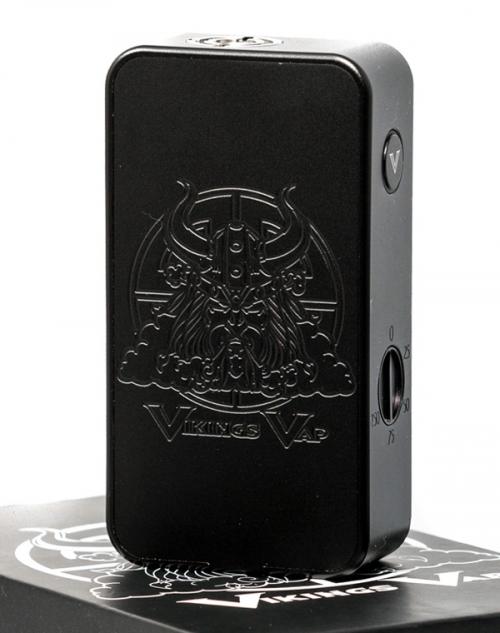 Box Vikings Vap V3 - Noir