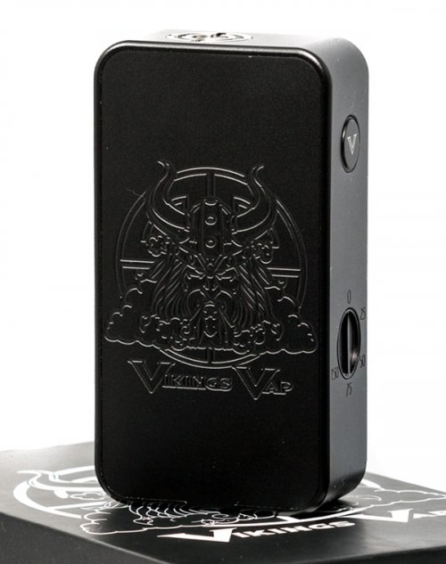 Box Vikings Vap V3 - Noir