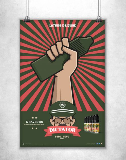 Affiche Dictator