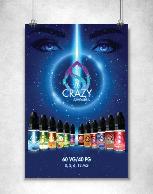 Affiche Crazy